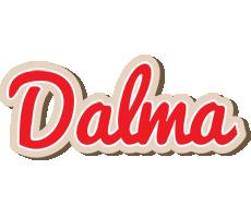 Dalma chocolate logo