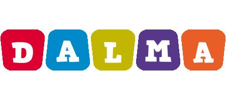 Dalma daycare logo