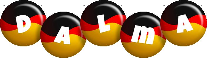 Dalma german logo