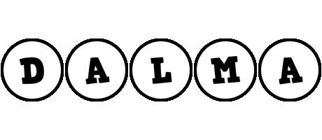 Dalma handy logo