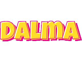 Dalma kaboom logo