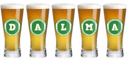 Dalma lager logo