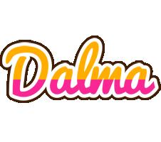 Dalma smoothie logo