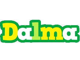 Dalma soccer logo