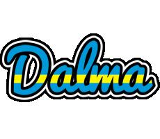 Dalma sweden logo