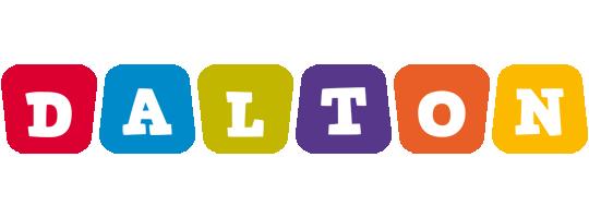 Dalton daycare logo