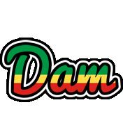 Dam african logo