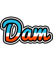 Dam america logo