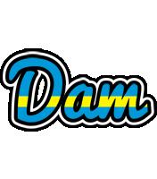 Dam sweden logo