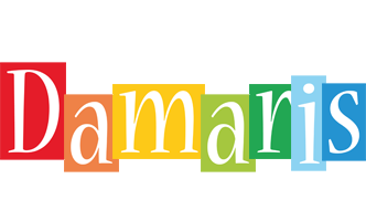 Damaris colors logo