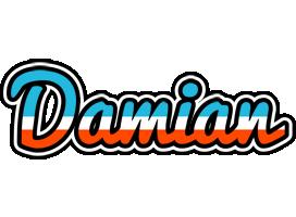 Damian america logo