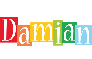 Damian colors logo