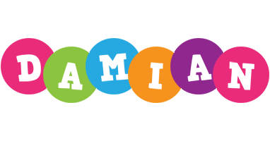 Damian friends logo