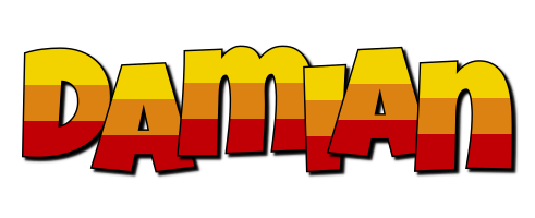 Damian jungle logo