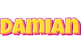 Damian kaboom logo