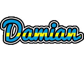 Damian sweden logo