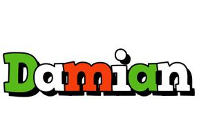 Damian venezia logo
