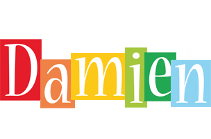 Damien colors logo