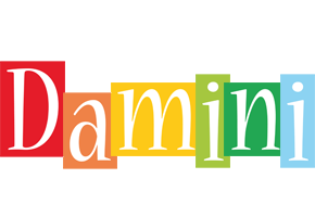 Damini colors logo