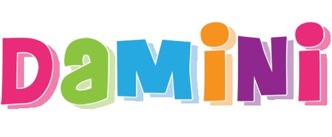 Damini friday logo