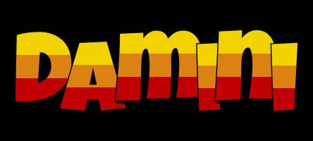 Damini jungle logo
