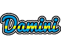 Damini sweden logo
