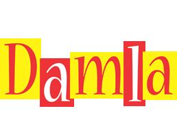 Damla errors logo