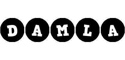 Damla tools logo