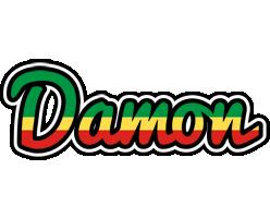 Damon african logo