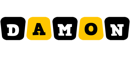 Damon boots logo