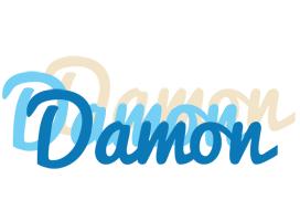 Damon breeze logo