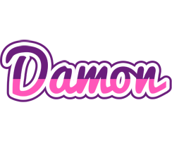 Damon cheerful logo