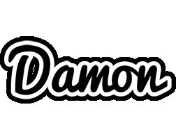 Damon chess logo