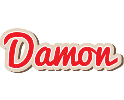 Damon chocolate logo
