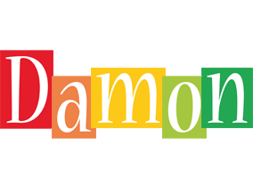 Damon colors logo