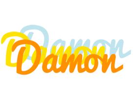 Damon energy logo