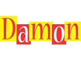 Damon errors logo