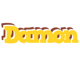 Damon hotcup logo