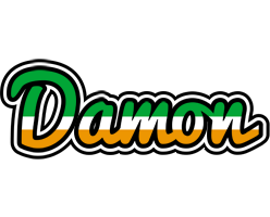 Damon ireland logo