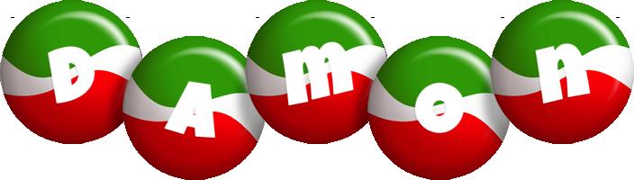 Damon italy logo