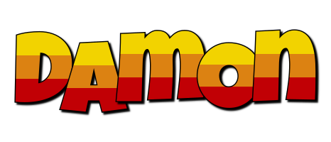 Damon jungle logo
