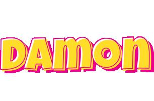 Damon kaboom logo