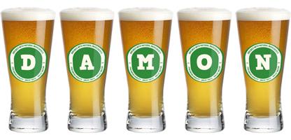 Damon lager logo