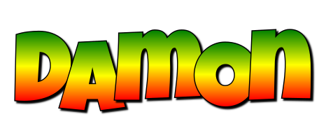 Damon mango logo