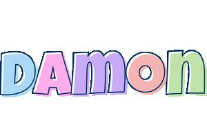 Damon pastel logo