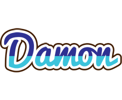 Damon raining logo