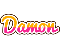 Damon smoothie logo