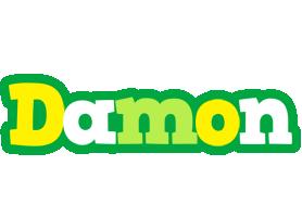 Damon soccer logo