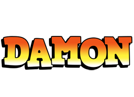 Damon sunset logo