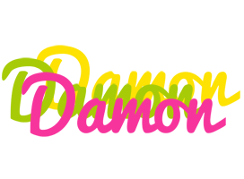 Damon sweets logo
